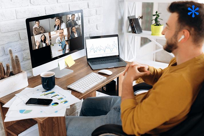 Brainstorming d'équipe et home office: comment concilier les deux avec efficacité?