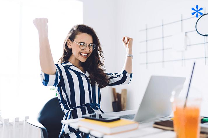 7 façons de te motiver au travail quand tu n'es pas d'humeur