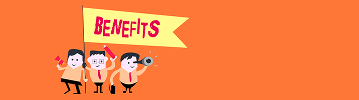 Fringe Benefits: 3 Dinge, die Sie dazu wissen sollten.